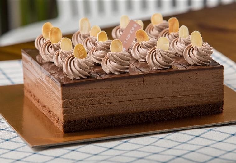 慕斯芝士——巧克力慕斯